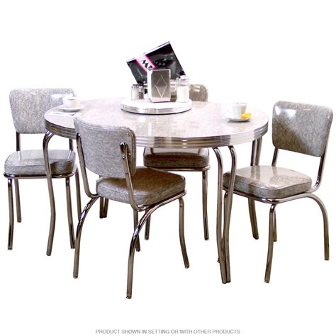 Retro Dining Table Sets Looking Retro Diner Table And Chairs Retro Furniture Retropla Retro Dining Table Set Idea