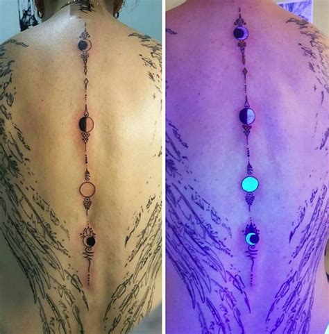 glow in the dark tattoos miami 15 of the most epic glow in the dark tattoos