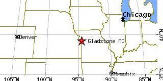 gladstone, missouri (mo) ~ population data, races, housing