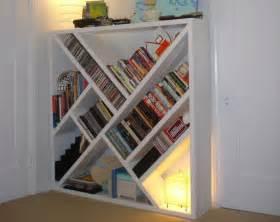 muebles para guardar libros un mueble para cds pel 237 culas libros bricolaje