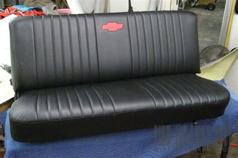 truck bench seats truck bench seat covers chevy velcromag