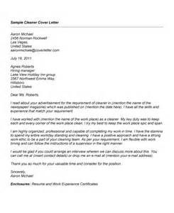 Housekeeper Cover Letter Sle by Brilliant Housekeeping Cover Letter Career Cover Letter