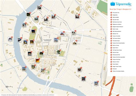 pdf maps maps update 21051488 bangkok tourist map pdf bangkok map with tourist spots pdf 75 more