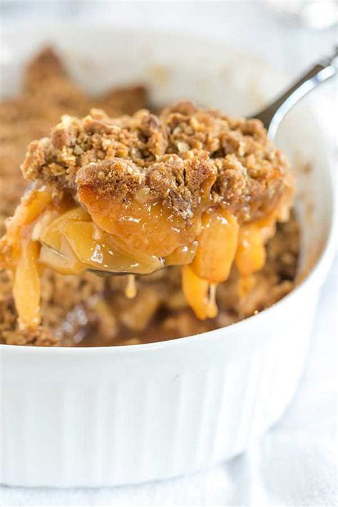 Crisp Feminine Top 2 by Apple Crisp I Recipe Dishmaps