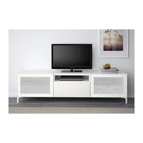 white gloss tv bench best 197 tv bench white selsviken high gloss white frosted