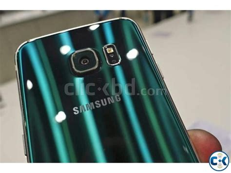 Samsung S6 Edge Limited samsung galaxy s6 edge green emerald limited edition clickbd