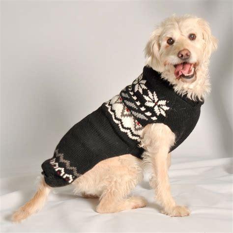 puppy sweater black aspen wool sweater designer clothes at glamourmutt
