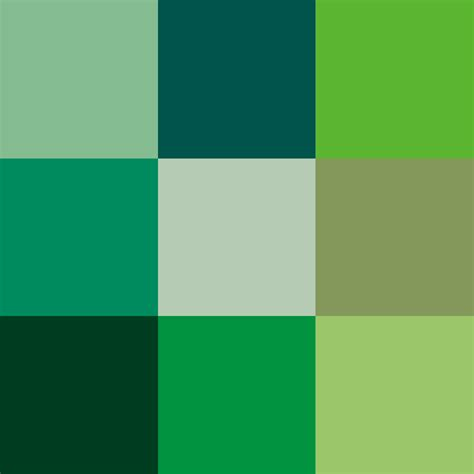 types of green color file shades of green png wikimedia commons
