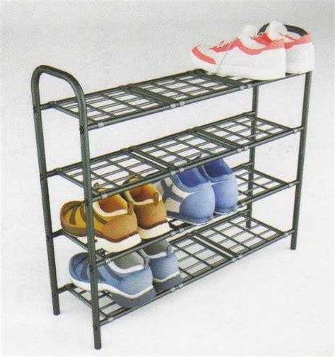 Jual Rak Sepatu Besi rak pajangan sepatu images