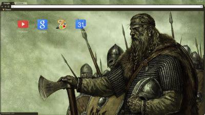 theme chrome vikings viking chrome themes themebeta