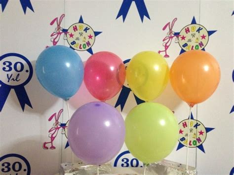 Balon Foil Kartun Stick Balloon Hbl014 hbk balon bulk balloons