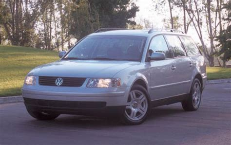 volkswagen passat wagon 2000 volkswagen passat information and photos zombiedrive