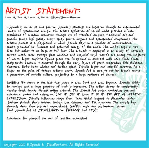 panga management wordy and insightful artist statements panga management
