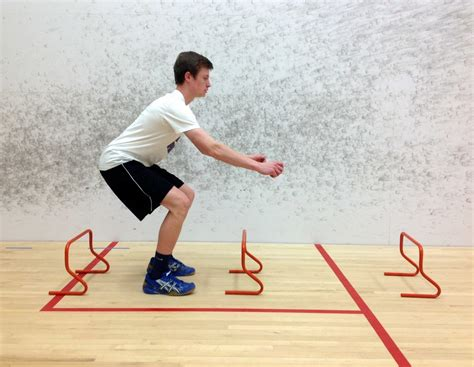 how to your to jump hurdles deceleration the of slowing part 3 squash magazine