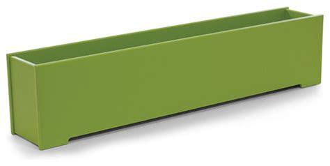 8 gallon rectangle planter loll designs modern