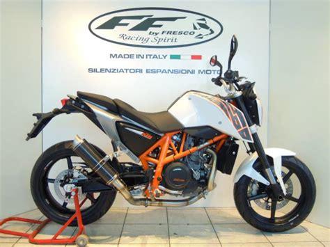 Motorrad Auspuff Fresco by Fresco Vale Schalld 228 Mpfer Ktm Duke 690
