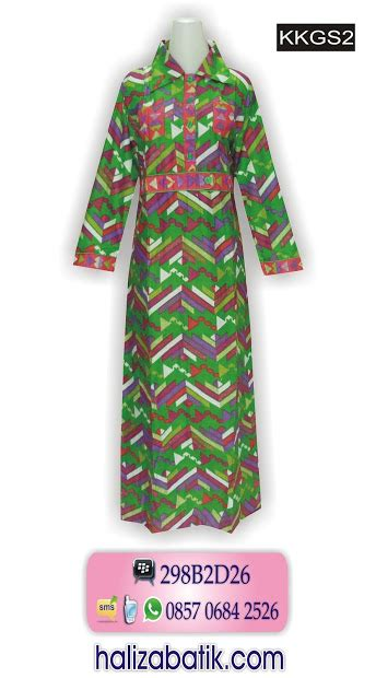 Gs 935 Atasan Batik Modern koleksi baju grosir batik gamis batik dress batik