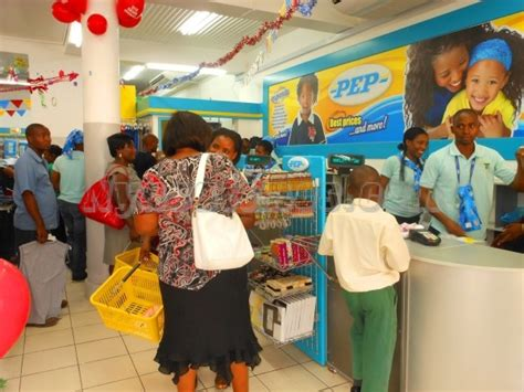 budget fashion chain pep opens new shop in blantyre