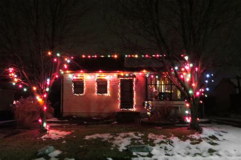 salesforce powered christmas lights internet creations blog