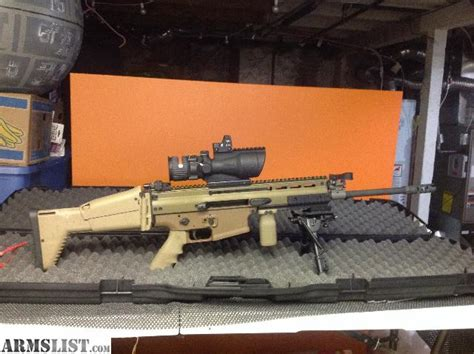 Fn Jeep Colorado Springs Armslist For Sale Trade Fnh Scar 17s 308 Fde With