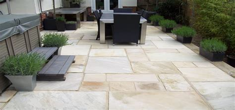 Indian Sandstone Patio Slabs by Indian Sandstone From Spooners Turf One Of Our Patios