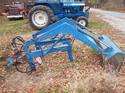ford 770 a or b loader