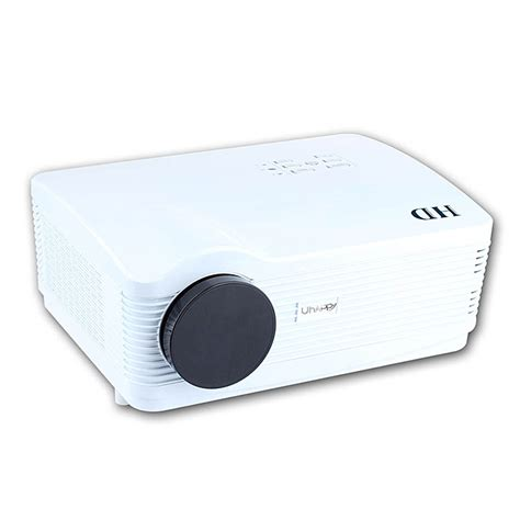 Lcd U3 uhappy u3 3d hd lcd projector
