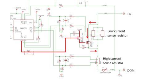 shunt resistor sensing shunt resistor adc 28 images shunt resistor current sensing 28 images high side current