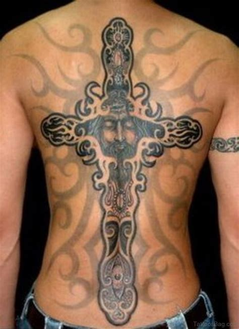 awesome cross tattoo designs 31 awesome cross tattoos for back