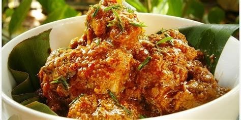 Rendang Ayam Suwir Rendang Nenek kuliner daging mahal tapi pingin banget makan rendang masak rendang ayam saja editor