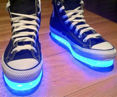 light up high tops shoes high tops light up converse wheretoget