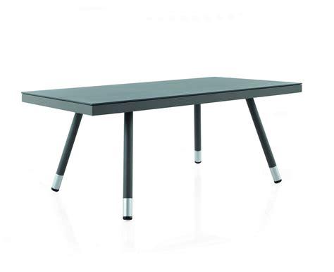 table de jardin en aluminium table de jardin en aluminium brin d ouest