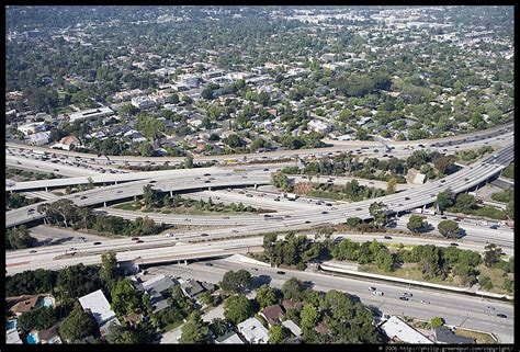 what is a housing tract photograph by philip greenspun la freeway and tract housing aerial