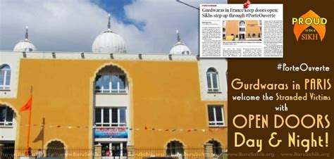 gurdwaras in welcome the stranded victims day