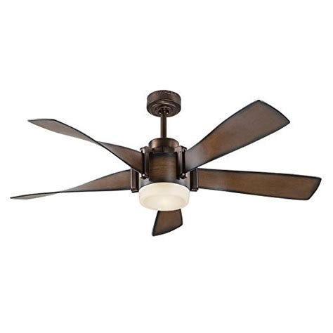 amazon prime ceiling fans ceiling fan with led lighting amazon com