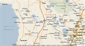 map hernando county florida map of hernando
