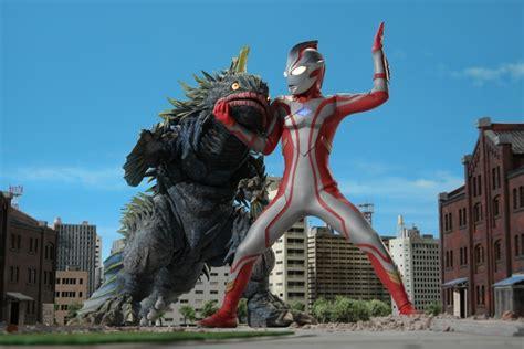 film ultraman tiga vs mebius reveling in absurdity the monsters of ultraman monster