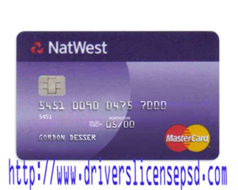 Pretend Credit Card Template by Drivers License Drivers License Drivers License