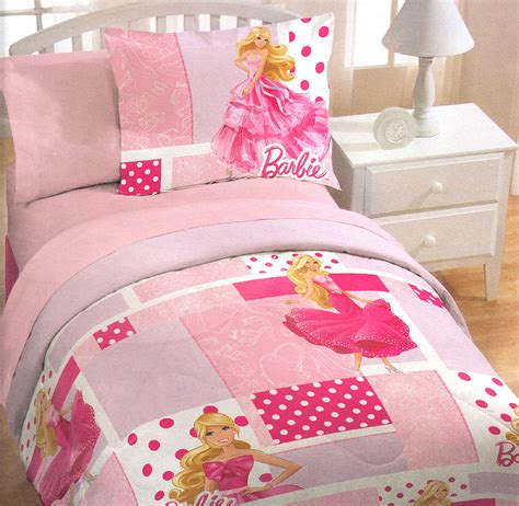 barbie bed set barbie bedding totally kids totally bedrooms kids