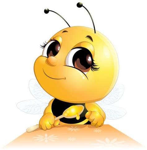 Bumblebee Lovely lovely bee set vectors 07 vector animal vector