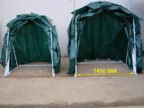 large motorcycle cruiser atv snowmobile tent storage shed