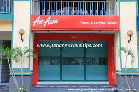 airasia travel agent travel agencies in penang