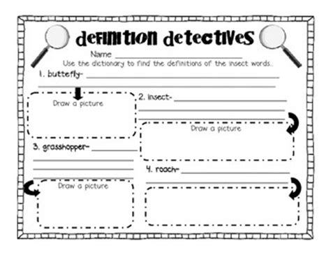 theme definition dictionary 104 best detectives images on pinterest classroom ideas
