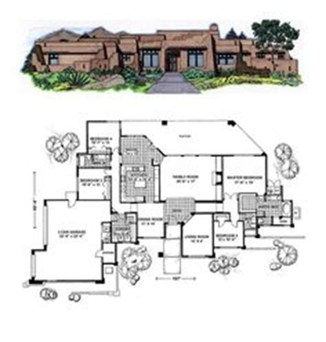 santa fe home plans santa fe house plans on santa fe house plans