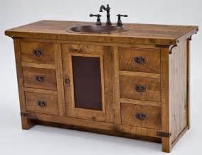 Barnwood Bathroom Vanity by Bathroom Furniture Rustic Vanities Barnwood Vanity