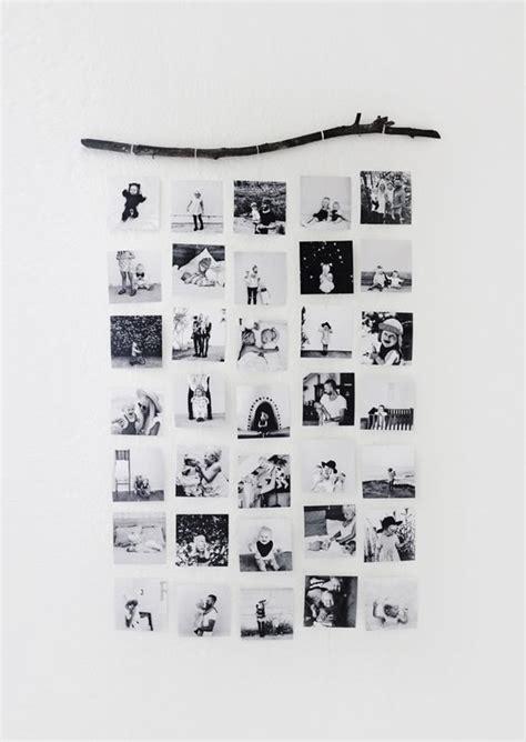 bilder aufhängen schnur die besten 17 ideen zu fotos aufh 228 ngen auf