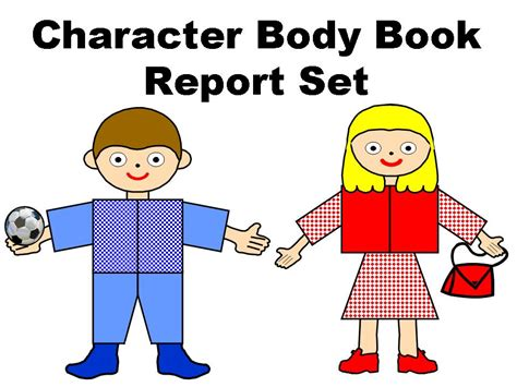 character book report character book report project proofreadwebsites web fc2