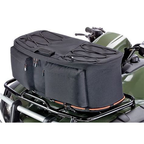 atv front rack bag camo quadgear atv front rack organizer 96972 racks