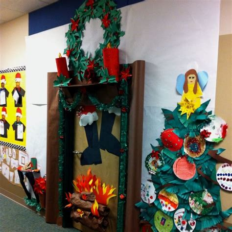 16 best images about christmas door ideas on pinterest