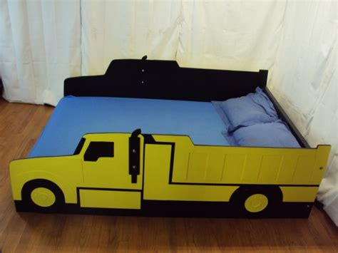 truck kids bed truck full size kids bed frame aftcra